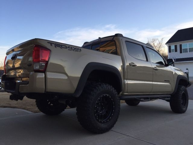 3tmcz5an1gm010778 2016 toyota tacoma double cab trd sport 4x4 lifted. Black Bedroom Furniture Sets. Home Design Ideas