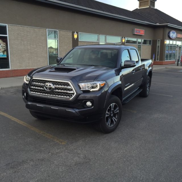 Toyota Trd For Sale: 2016 Toyota Tacoma TRD Sport 4X4 Long Bed