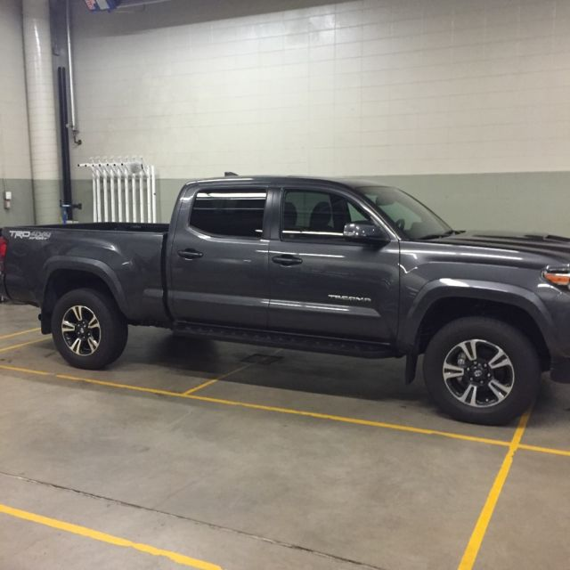 5tfdz5bn9gx004336 2016 toyota tacoma trd sport 4x4 long bed. Black Bedroom Furniture Sets. Home Design Ideas