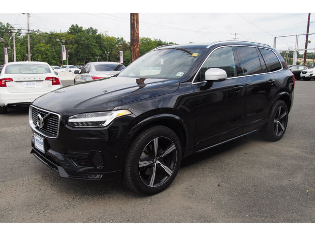 yv4a22pm7g1043559 2016 volvo xc90 t6 r design 9840 miles black suv awd 4 cylinder geartronic. Black Bedroom Furniture Sets. Home Design Ideas
