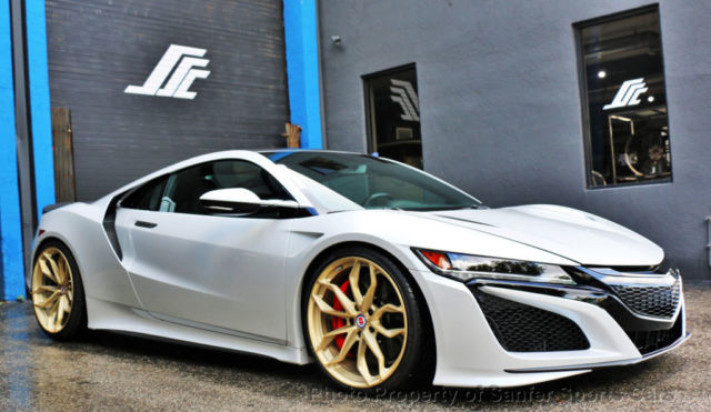 19unc1b04hy000078 2017 acura nsx ceramic brakes hre wheels heffner exhaust 144monthfinancing trade. Black Bedroom Furniture Sets. Home Design Ideas