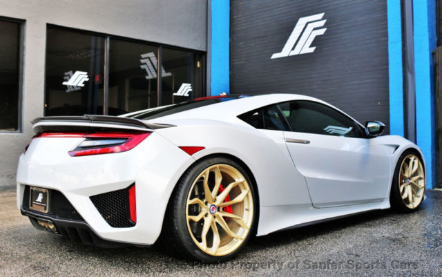2017 Acura Nsx For Sale >> 19UNC1B04HY000078 - 2017 Acura NSX Ceramic Brakes HRE Wheels Heffner Exhaust 144MonthFinancing Trade