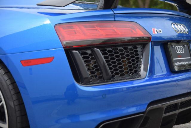 Wuakbafx6h7901764 2017 Audi R8 V10 Plus Diamond Stitch