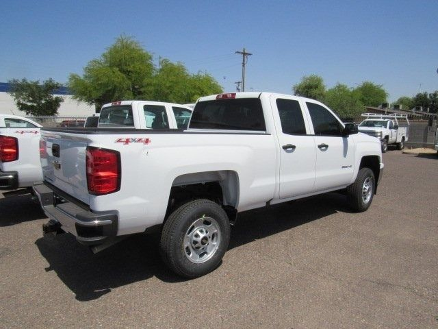 1gc2kueg3hz298888 2017 chevrolet silverado 2500hd work truck 20 miles summit white double cab vort. Black Bedroom Furniture Sets. Home Design Ideas