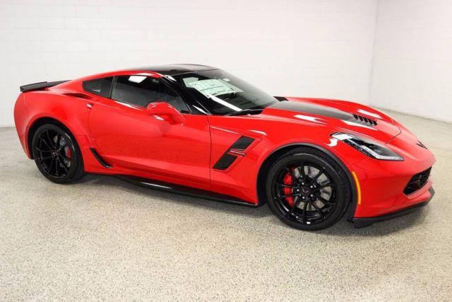 1g1y12d78h5109509 2017 Corvette Grand Sport Coupe 3lt