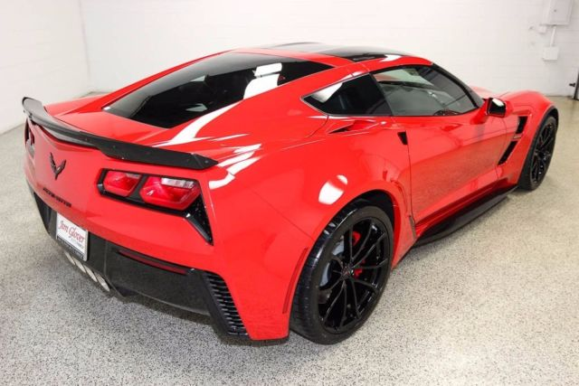 1G1Y12D78H5109509 - 2017 CORVETTE GRAND SPORT COUPE 3LT ...