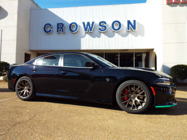 2C3CDXL97HH514671 - 2017 Dodge Charger Hellcat Automatic ...