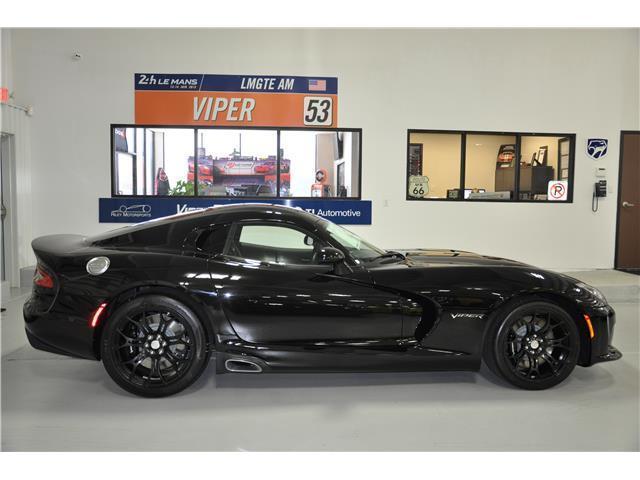 1C3BDEAZ9HV500023 - 2017 Dodge Viper SRT 3 Miles Venom ...