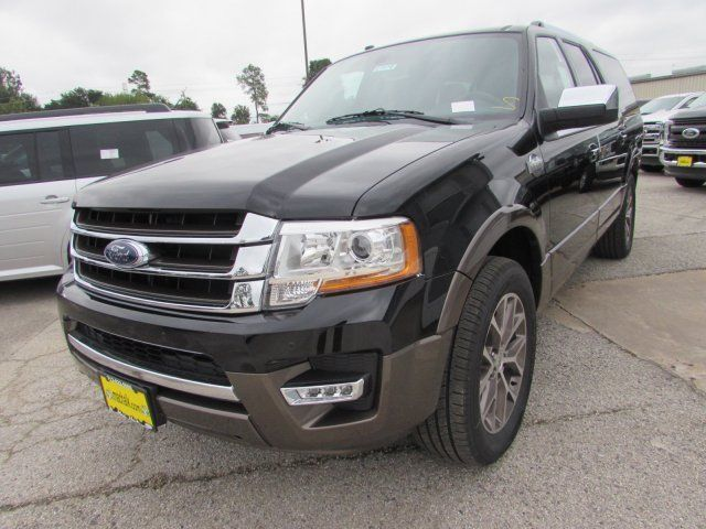 Fmjkhthea  Ford Expedition El King Ranch  Miles Black Nav Moonroof
