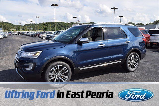 for sale in local pick up only 2017 ford explorer platinum 0 blue ...