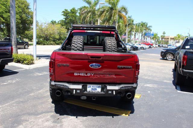 1ftfw1rg8hfb54690 2017 Ford F 150 Shelby Baja Raptor 525hp