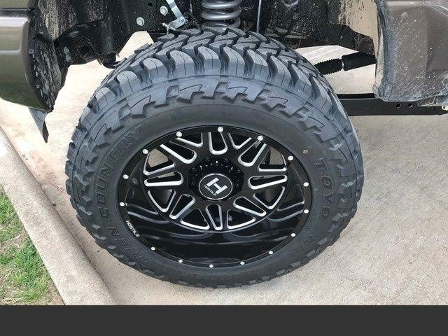 4 Wheel Diesel : Ft w btxhec ford f king ranch four wheel