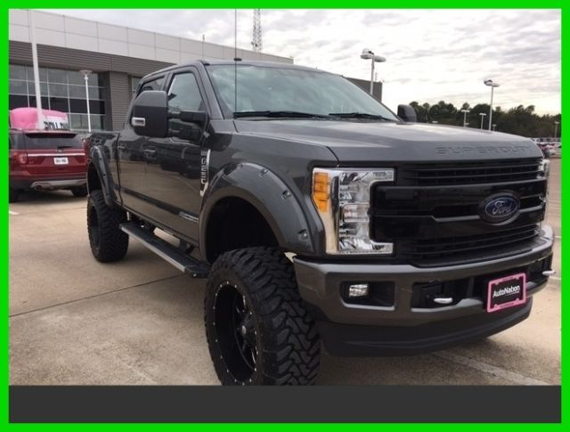 1ft7w2bt2heb75770 2017 ford f 250 lariat four wheel drive 6 7l v8 32v lifted