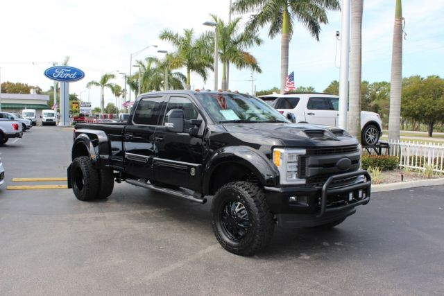 2017 Ford F 350 Black Ops By Tuscany Dually Diesel Monster Truck 1ft8w3dt3heb86929