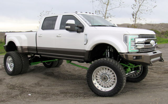 F 450 King Ranch >> 1FT8W4DT4HEB36062 - 2017 FORD F-450 KING RANCH SUPERDUTY SEMA SHOW TRUCK 1 OF A KIND