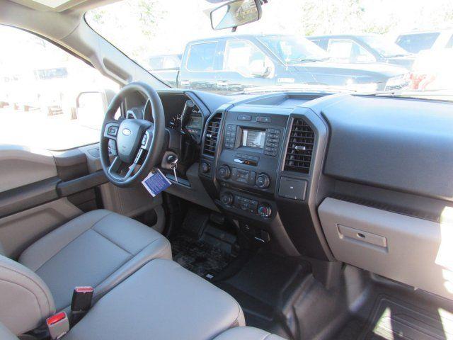1FTEW1CP8HKC41193 - 2017 Ford F150 XL 5 Miles Ingot Silver Metallic Crew Cab Pickup Twin Turbo Regul