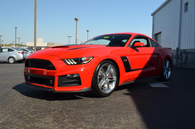 2017 Ford Mustang ROUSH Stage 3 - 1FA6P8CF9H5225610