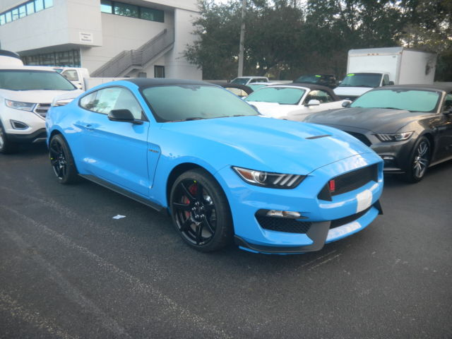 Gt350r For Sale >> 1FATP8JZ0H5522300 - 2017 FORD MUSTANG SHELBY GT350R GRABBER BLUE BLACK ROOF READY FOR DELIVERY