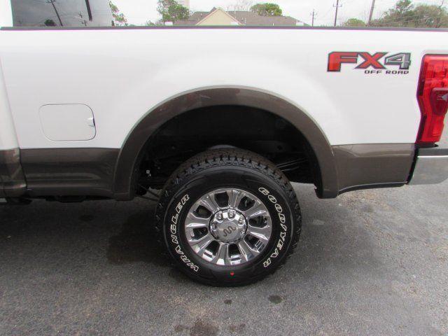 2017 F250 Platinum Interior >> 1FT7W2BT1HEC40950 - 2017 Ford Super Duty F250 King Ranch 12 Miles White Platinum Metallic Tri-Coat C