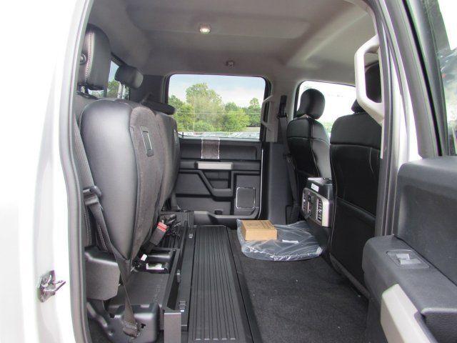 1ft7w2bt9heb83977 2017 Ford Super Duty F250 Lariat 5 Miles Ingot Silver Metallic Crew Cab Pickup I