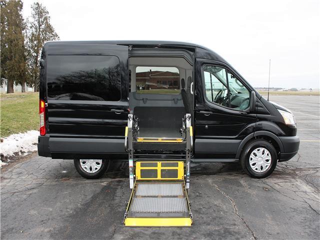 93f0892820d104 1FMZK1CM5HKA08225 - 2017 Ford Transit Wagon XLT SWB 150 Midroof ...