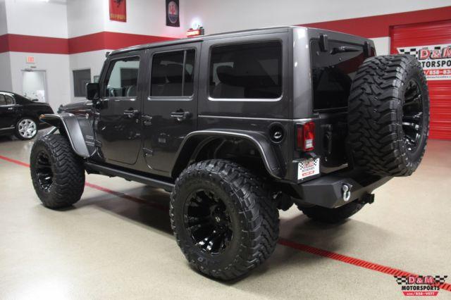 Jeep Wrangler Unlimited Sport Miles Granite Crystal Metallic Clear Coat on Jeep Wrangler Keyless Entry