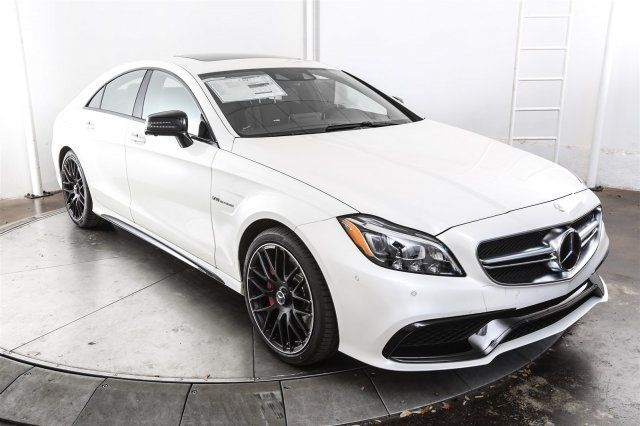 Wddlj7gb3ha195078 2017 mercedes benz cls class amg cls63 for White mercedes benz 2017