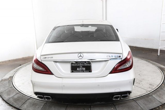 Wddlj7gb3ha195078 2017 mercedes benz cls class amg cls63 for 2017 mercedes benz cls class length