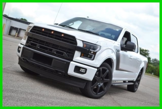 1ftew1ef1hfc39072 2017 roush nitemare 600hp supercharged sport truck lightning 22 39 s leather nav. Black Bedroom Furniture Sets. Home Design Ideas