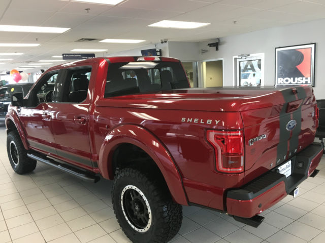 1ftew1efxhfa75871 2017 shelby f150 supercrew supercharged 750hp. Black Bedroom Furniture Sets. Home Design Ideas