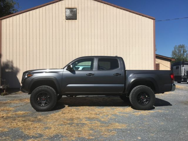 5TFCZ5ANXHX048666 - 2017 Tacoma Double Cab TRD Off Road 4x4 Lifted no ...