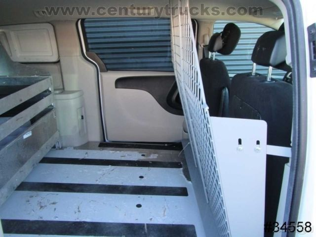 crrgager   dodge ram cv cargo work van katerack sliding storage drawers bulkhead