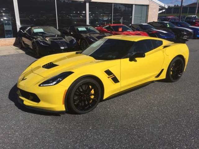 1g1yx2d70h5109647 975 Msrp 2017 Corvette Grand