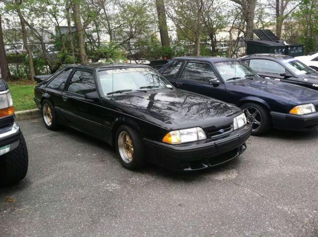 1fabp41e1kf270074 89 Saleen Mustang