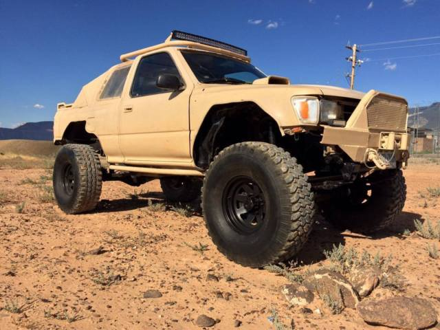 1989 toyota pickup back to the future