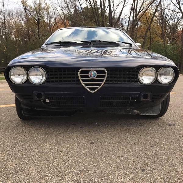 Alfa Romeo 1975 Alfetta GT Low Miles