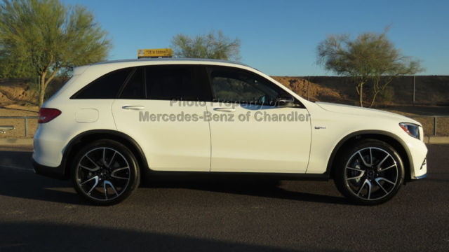 Wdc0g6eb9hf170384 amg glc43 4matic suv new 4 dr suv for Mercedes benz of chandler az