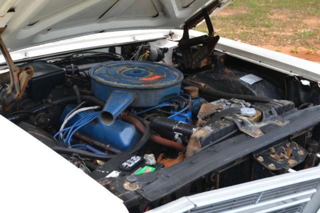 Barn Find Ford Ltd Galaxie Big Block K Same Owner Since on 1969 Ford Galaxie 500