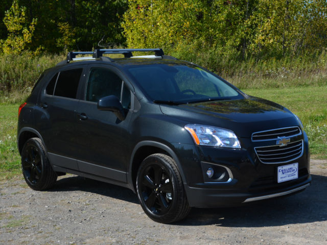 Kl7cjrsb7gb746227 Brand New Chevy Trax Awd Midnight