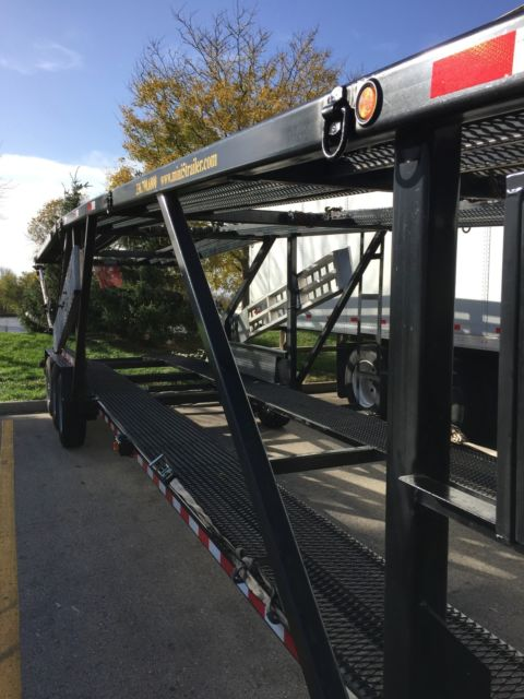Ram Towing Capacity >> 3C7WRNFL3EG165254 - CAR HAULER UNIT: 2014 RAM Laramie 5500 and 2014 Kaufman 5-car trailer for sale