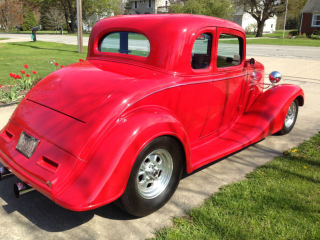 35600 chevy 1934 5 window steel cab coupe for 1934 chevrolet 5 window coupe