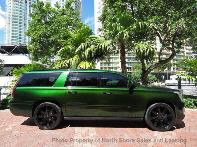 1gys3ukj4fr630566 Custom 2015 Platinum Cadillac Escalade