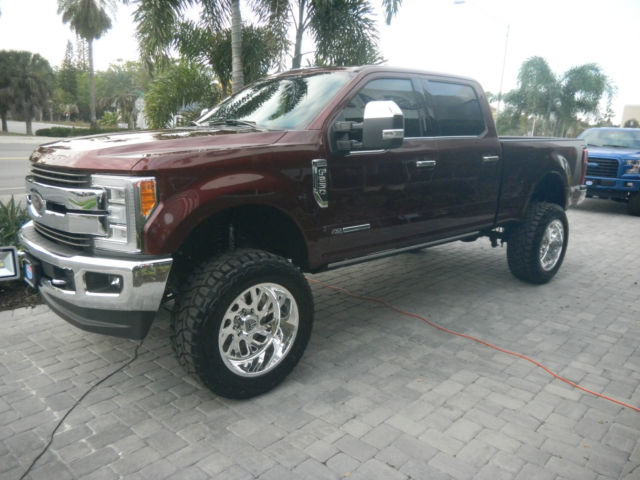 1ft7w2bt5heb39085 custom 2017 f 250 king ranch 4x4 crew cab bds lift kit 22 wheels 37 toyo tires. Black Bedroom Furniture Sets. Home Design Ideas