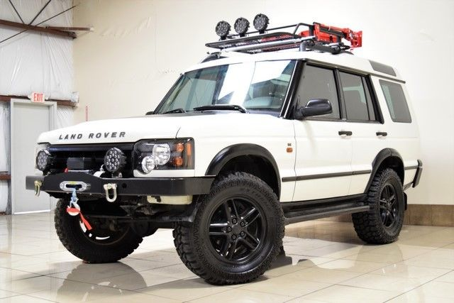 Salty19464a836941 Custom Land Rover Discovery 2 Lifted