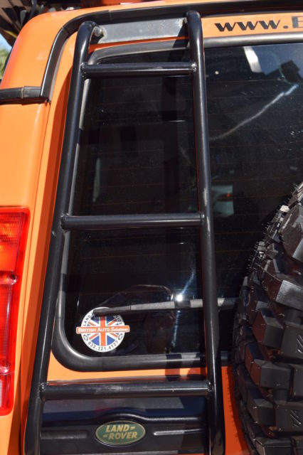 Salty12412a749195 Custom Lifted Land Rover 2002