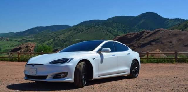 5yjsa1e2xgf139327 Custom Pearl White Tesla Model S 90d