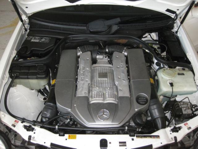 WDBLK74GX2T099482 - CUSTOM Supercharged Mercedes Benz CLK 55 CLK55