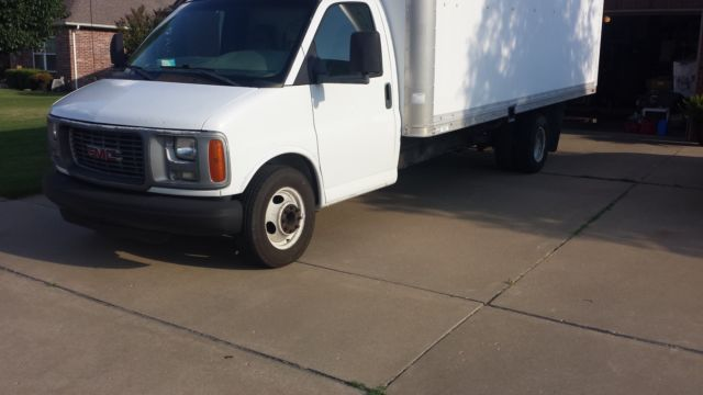 Get 2001 Gmc Savana 3500 Box Truck