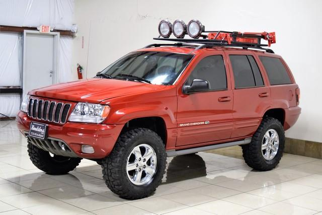 1j8gw68j23c533833 Cutom Lifted 2003 Jeep Grand Cherokee