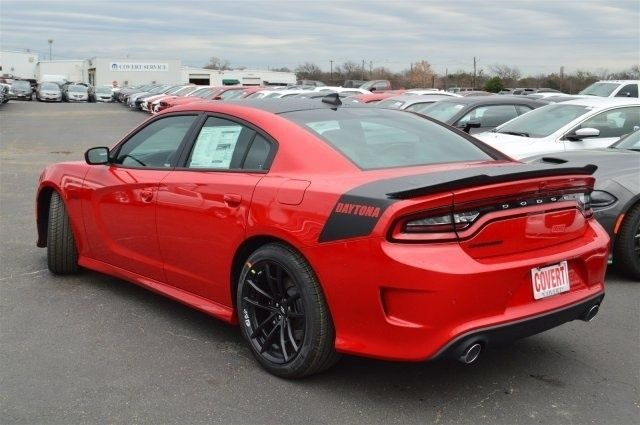 2c3cdxgj6hh533314 D03086 New Red Dodge Charger Daytona